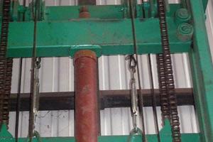 链条防断油丝绳
