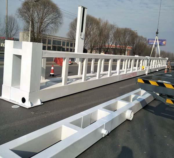 公路升降式限高杆都有哪些配置?
