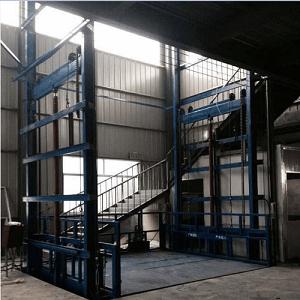 工字钢导轨升降货梯