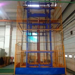 外加防护液压升降货梯